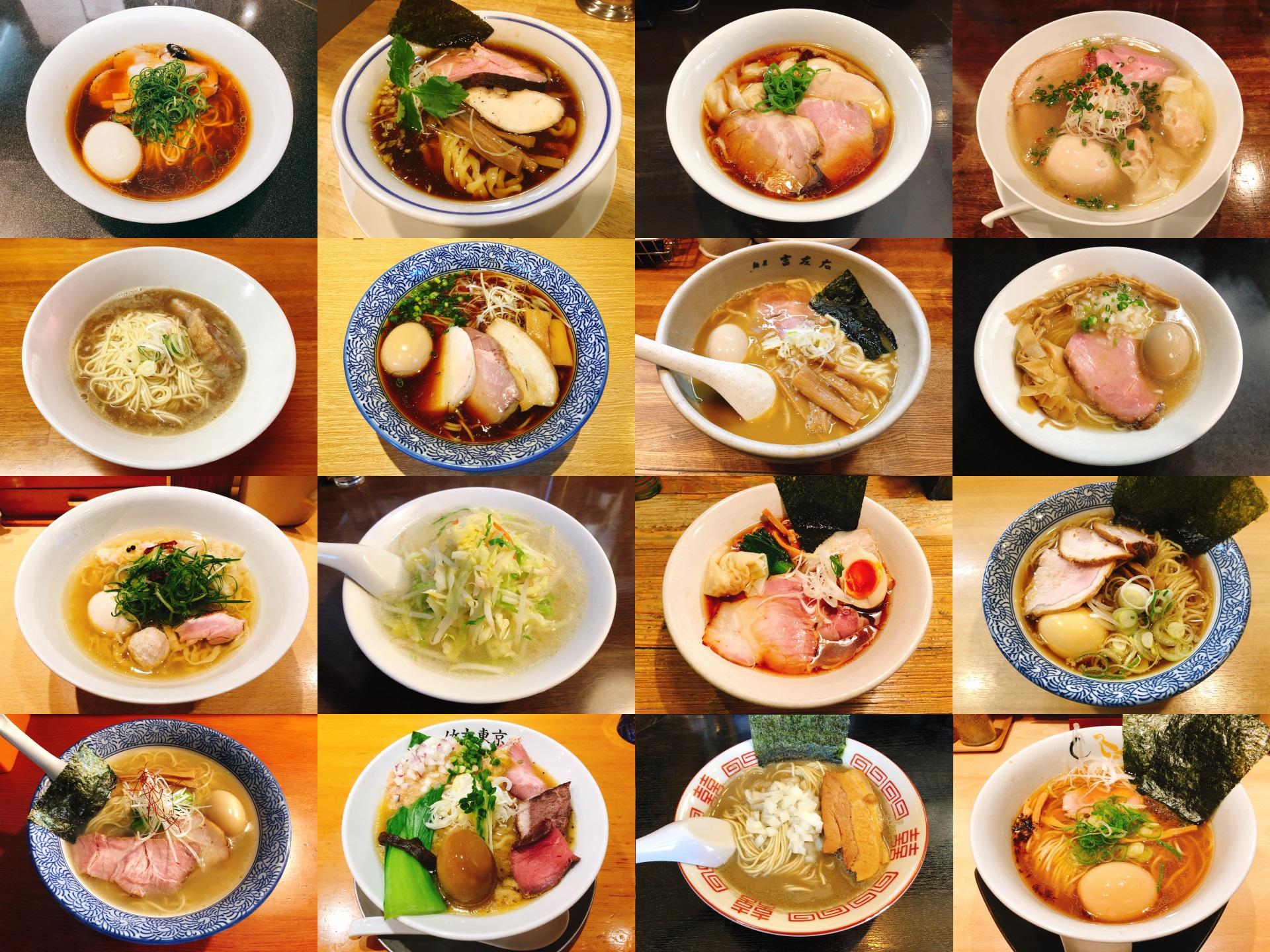 東京23区内にあるベストオブベストな人気おすすめの絶品激旨塩ラーメンランキングトップ10!